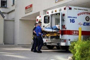 NAEMT ambulance technicians