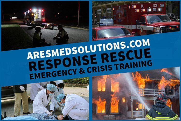 Response, Rescue, Emergency, & Crisis Training